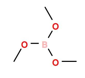 Trimetilborato - 121-43-7; Éster trimetilico de ácido bórico; Agro, Fine Chem, Perfumeria, Farma