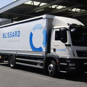 Bossard B- und C-Teile Management  - Steigerung Ihrer Produktivität und Optimierung Ihrer Supply Chain Prozesse