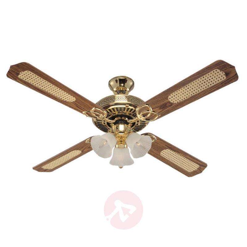 Monarch Trio ceiling fan with changeable blades - fans