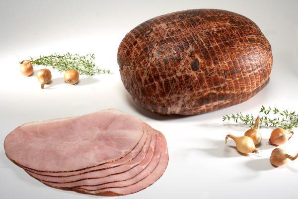 Traditional ham