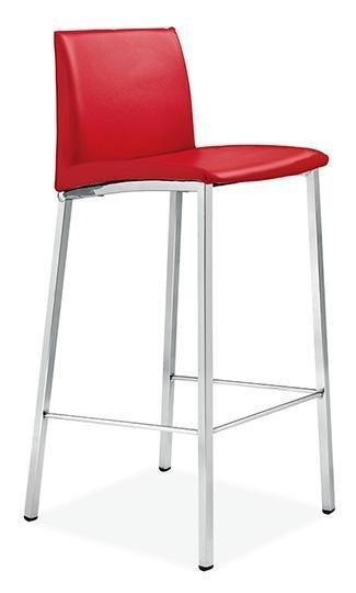 sgabello rosso - sedie e sgabelli
