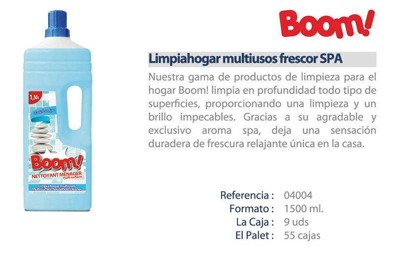 Limpiahogar - Limpiahogar fragancia Spa