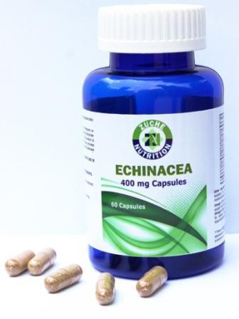 Echinacea Capsules - Echinacea Capsules
