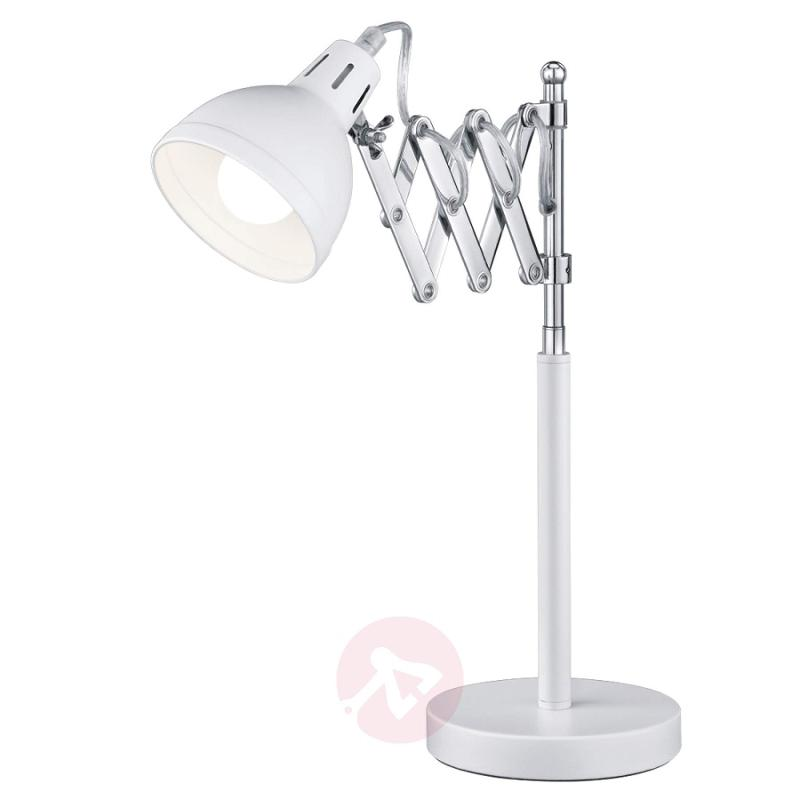 Individually adjustable table lamp Scissor - indoor-lighting
