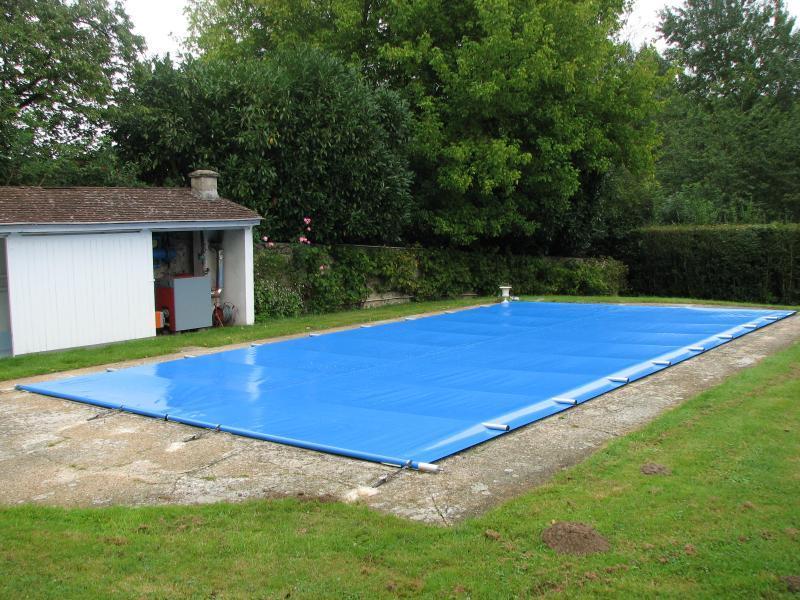 Couverture de sécurité de piscine à barres - Easyone24.5-2