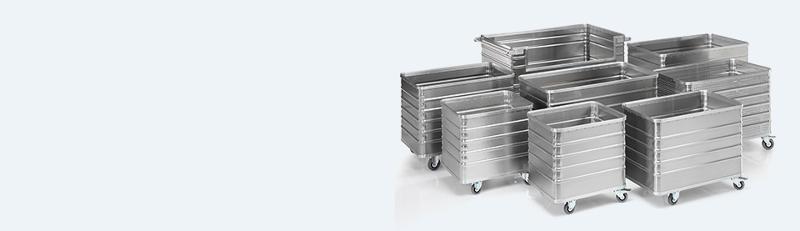 Transport trolleys - D 3008