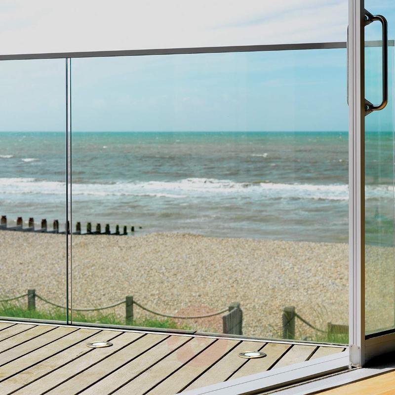 Seawater-resistant recessed floor light Gramos - Recessed Floor Lights