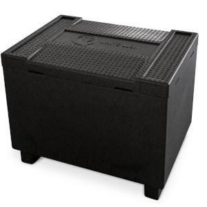 Trockeneistransportboxen - Black Box Serie und Grey Box Serie