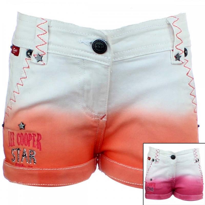10x Shorts slim Lee Cooper du 6 au 14 ans