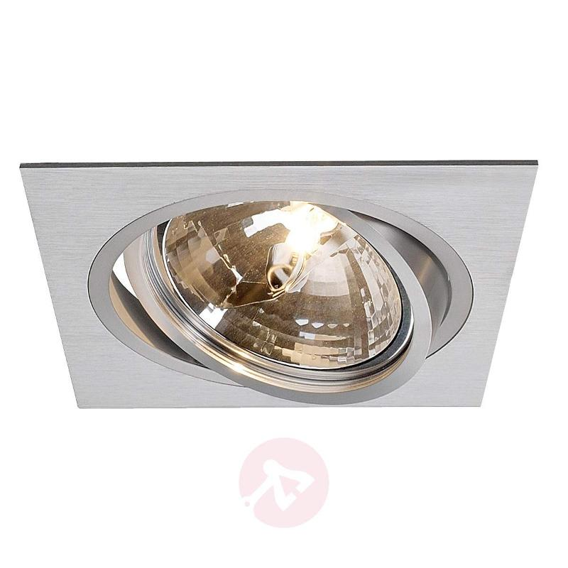 New Tria I Built-In Spotlight Beautiful QRB111 - Low-Voltage Spotlights