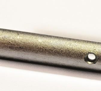 Pièces en fil métallique perçées - null