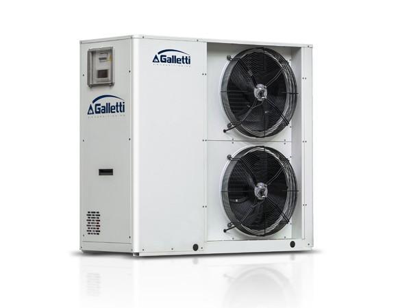 HIWARM COMPACT - Pompe di calore polivalenti - HIWARM COMPACT 10 - 29 kW