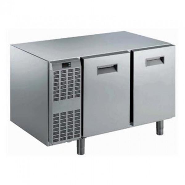 MEUBLES RÉFRIGÉRÉS ET SALADETTES - Table réfrigérée Benefit-Line 2 portes -2°C/+10°C - sans des