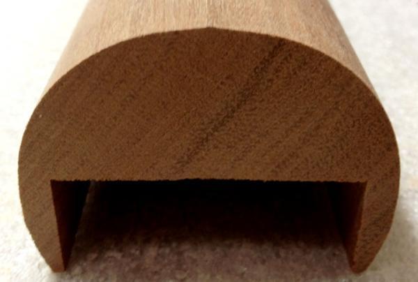 Main courante en bois - null