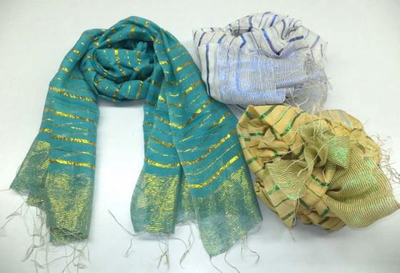 Blended Silk Scarves