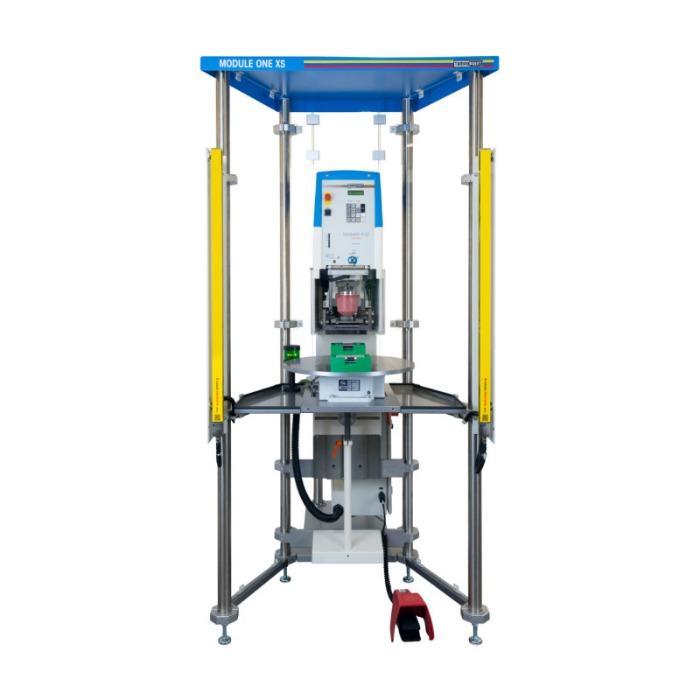 MODULE ONE Tampondruckmaschinenserie - Individuell konfigurierbare effiziente Tampondruckmaschinenserie