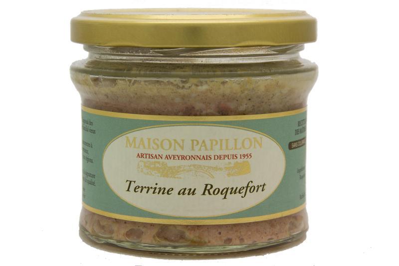 Terrine Tradition - ROQUEFORT - Epicerie salée