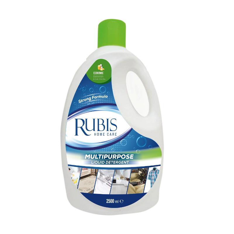 Rubis Multipurpose Cleaning Liquid 2500 Ml - Home Care