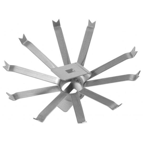Titanium umbrella - Anodizing Rack Alu Autoblocking - Anodizing Rack Alu Autoblocking - P2