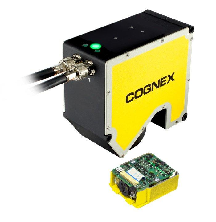 DSMax 3D Laser Displacement Sensor - Fast, high definition vision system for inspecting products in 3D