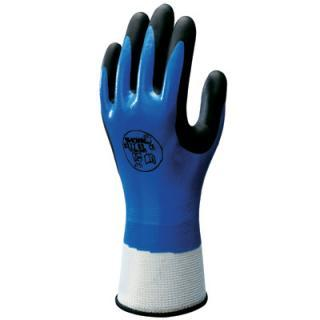GANTS DE PROTECTION MULTIUSAGES 377 NITRILE FOAM GRIP showa