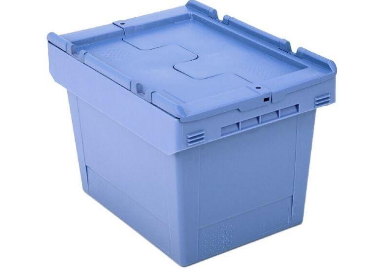 Nestbarer Behälter: Nestro 4327 DU - Nestbarer Behälter: Nestro 4327 DU, 410 x 300 x 299 mm