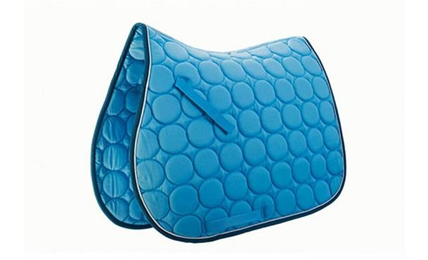 Trendy Saddle pad - Saddle pad trendy designs.