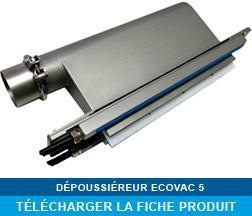 Dépoussiéreur ECOVAC 5 - null