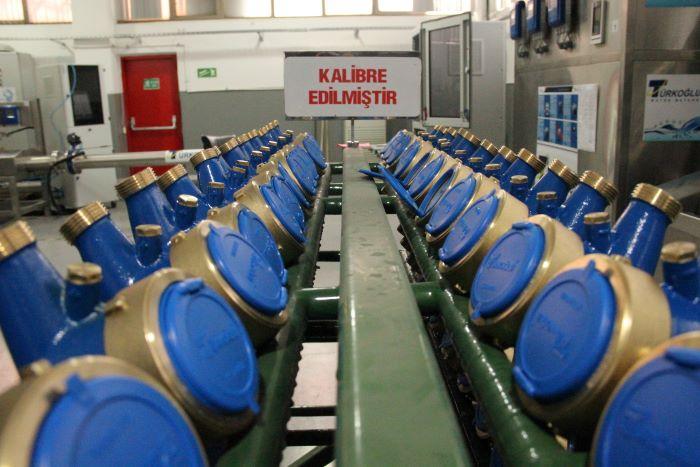 Altay Serie Water Meter (Liquid-Sealed) - Multi-Jet Semi-Dry Water Meters From DN15 to DN20