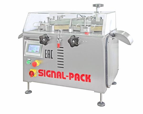 Sausage link cutter DSG 900 - PROCESSING EQUIPMENT FOR SEMI-FINISHED MEAT PRODUCTS