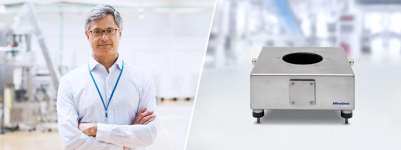 Freifall-Metalldetektor Vistus® RS - Fremdkörperdetektoren