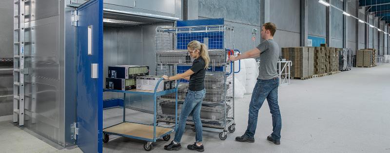 ESCORTA - Lift Solutions - Goods lifts