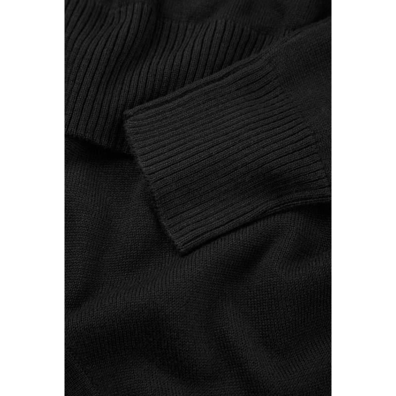 Pullover col V - Femme