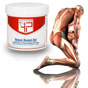 Гель для суставов и мышц - Анальгирующий гель для суставов ,связок и мышц