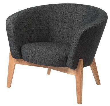 Curve sofa and armchair -