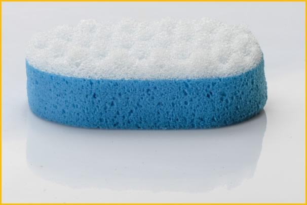 Sponges  - for personal care