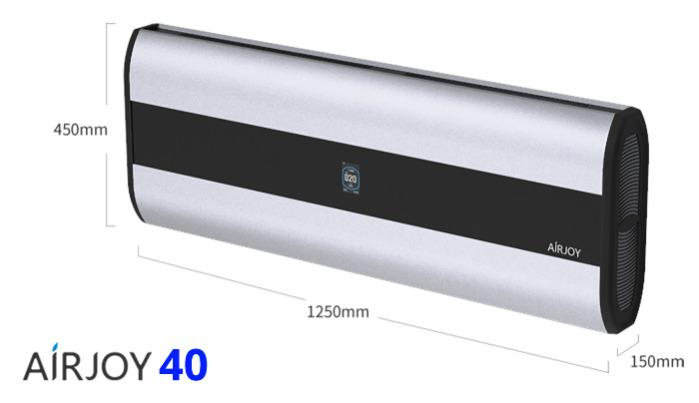 AIRJOY 40 - Purificador de ar e esterilizador