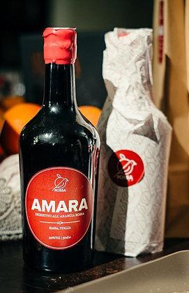 """""""AMARA"""" Digestivo all'Arancia Rossa di Sicilia"""