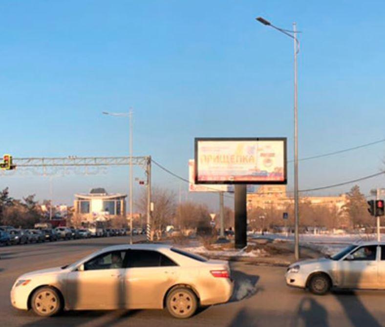 Сити-борд (билборд, сениор) - Популярные размеры сити-бордов: 2,7мх3,7м; 3мх4м; 3мх6м