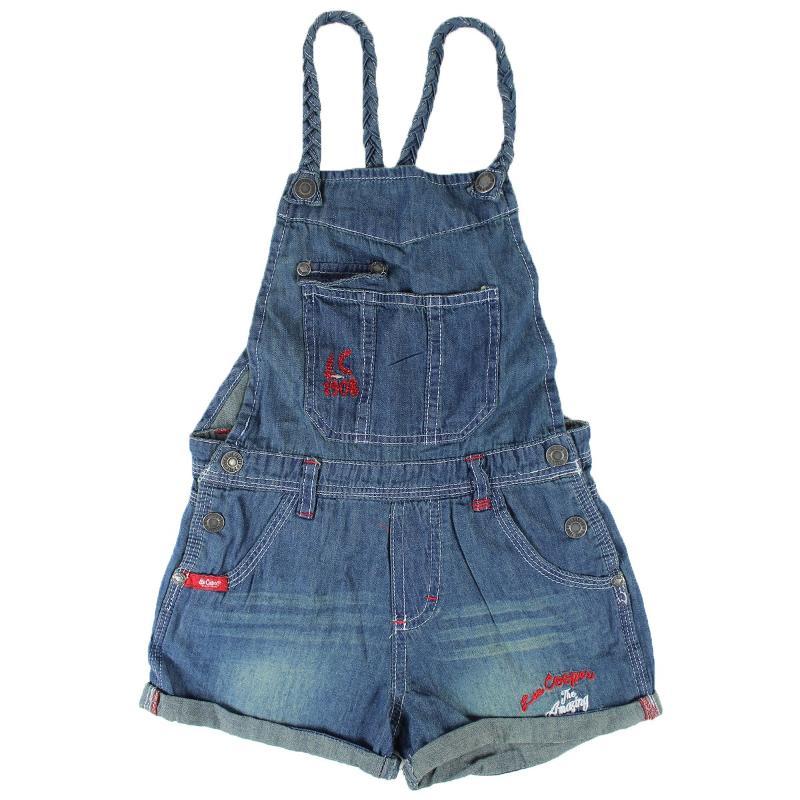 Fabricant de Salopette Lee Cooper du 2 au 12 ans - Robe et Jupe et Shorts