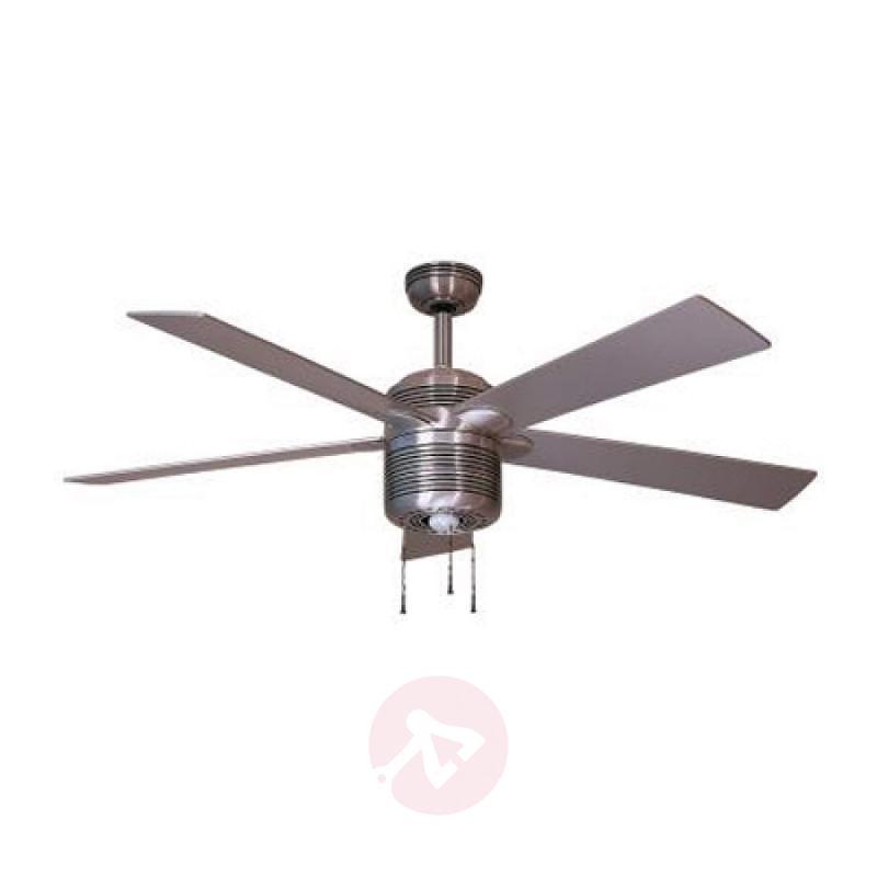 Modern Alustar ceiling fan with lighting - fans