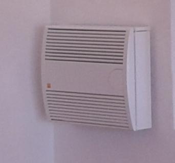 Calefacción de gas - ... para habitaciones tipo MAS