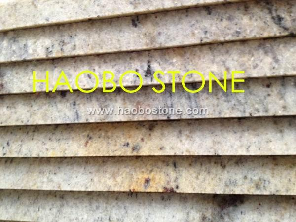 India Granite Ivory Fantasy Cut to Size or Slabs Are... - Building Material