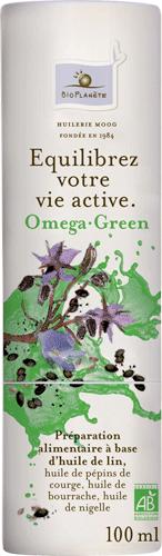 Omega green - Epicerie salée
