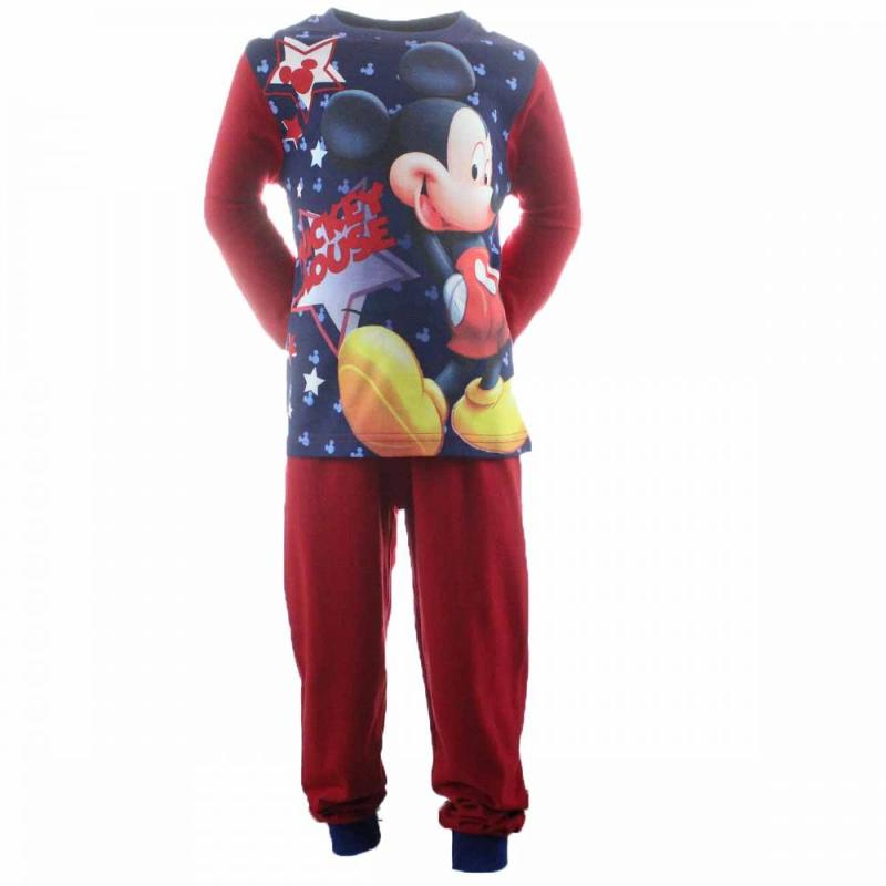 12x Pyjamas Mickey du 2 au 8 ans - Pyjama