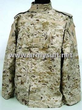 ACU Style Desert Digital Camo Uniform With Shoulder Strap - PNS2010