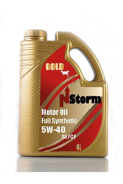 N-Storm 5W-40 Engine Oil