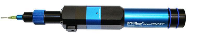 Precision volume dispenser eco-PEN700  - Volume flow 5.3 to 60.0 ml/min