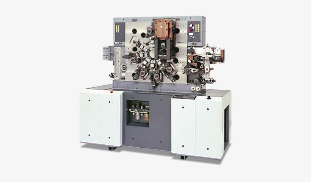 Mechanischer Stanzbiegeautomat - MC 42 - Leistungsstarker Stanzbiegeautomat MC 42 mit zwei Bearbeitungsseiten.