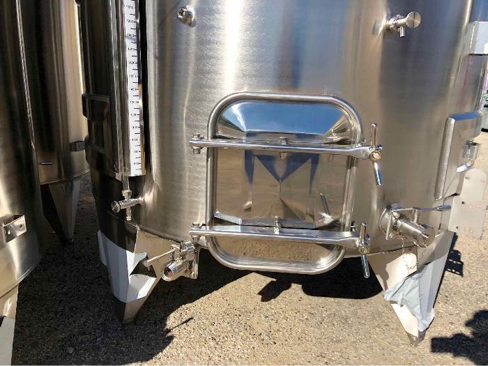 Serbatoio in acciaio inox 304 - 40 HL - SPAIPSER4000B